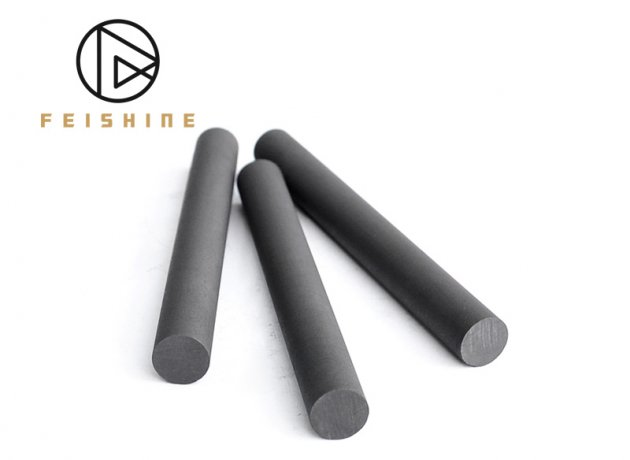 Different Size Extruded Carbon Graphite Rod