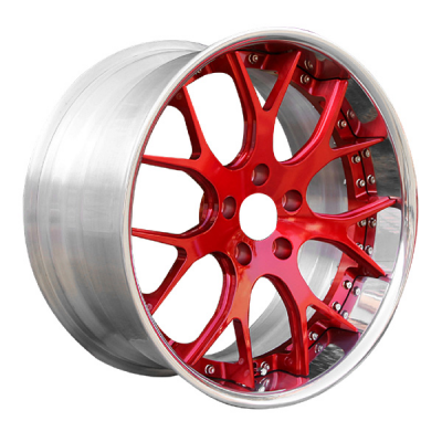 2 piece forged wheels WL2001 (1)