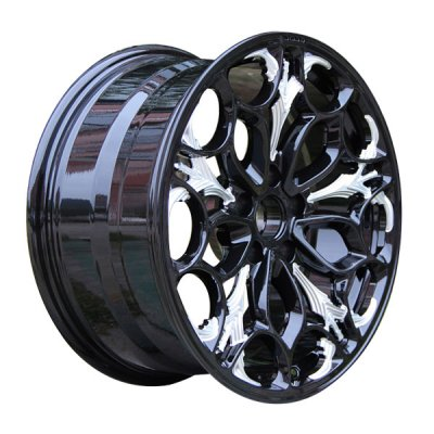 monoblock forged wheels WL1002
