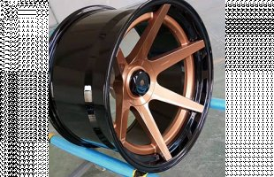 deep concave 2 piece forged wheels rims by wheelux